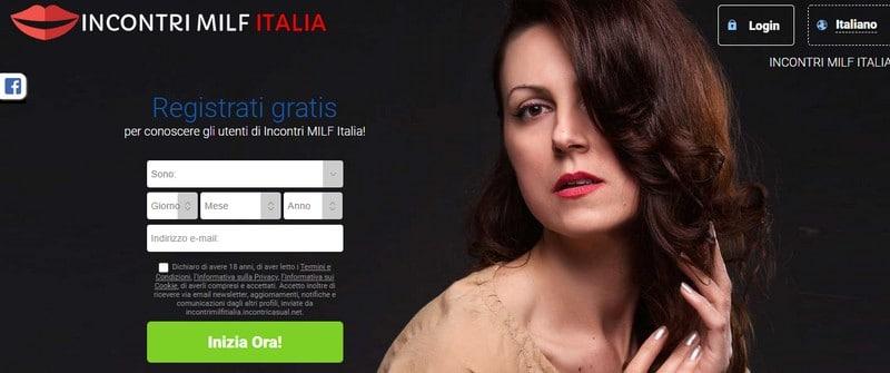 Incontri Milf Italia: sito di incontri dove conoscere donne mature